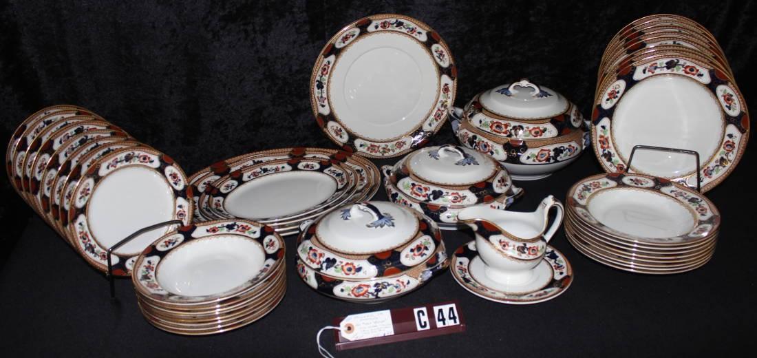 Losol Ware by Keeling China LTD Rosslyn Pattern Antique Dinnerware C44 & Losol Ware by Keeling China LTD Rosslyn Pattern Antique Dinnerware ...