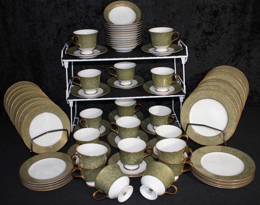 Sango China of Japan Versailles Pattern 3632 Vintage Dinnerware Pieces C46 & Sango China of Japan Versailles Pattern 3632 Vintage Dinnerware ...
