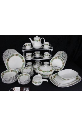 Noritake China Sunny Hill Pattern 903 Vintage Dinnerware Set