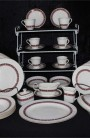 Royal Doulton Minuet Pattern Fine Bone China Dinnerware