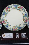 Royal Cauldon Victoria V7173 Pattern China Dinnerware , 10 Piece Partial Set